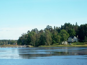 Being in Finland means not only catching up with friends and relatives, but enjoying the nature and its calmness.