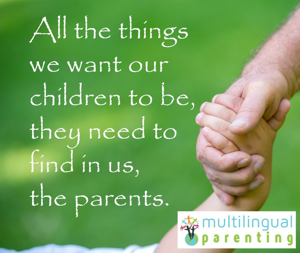 poem for us, the parents