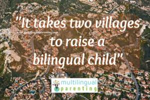It takes two villages PIC