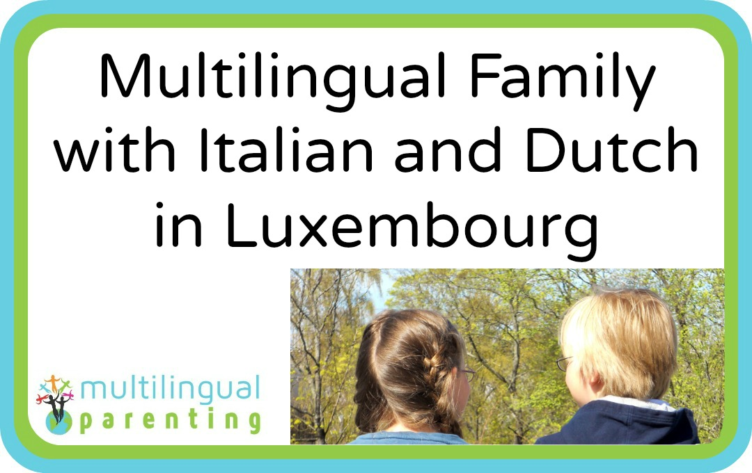 Multilingual Family with Italian and Dutch