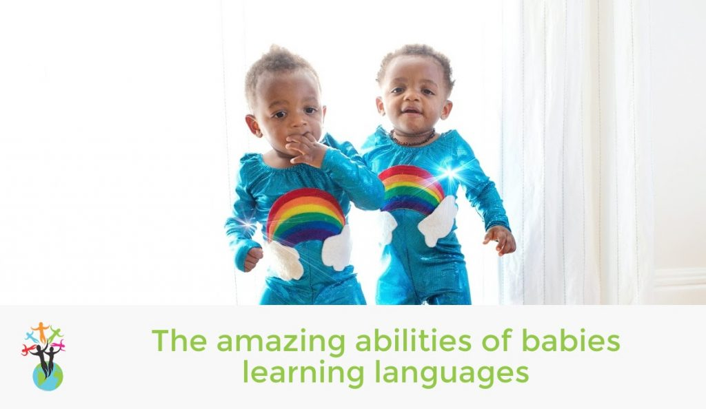 The amazing abilities of babies learning languages