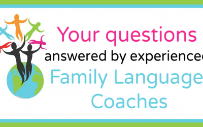 Q&A: How to juggle three languages with husband, child and stepchild