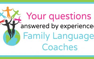 Q&A: One parent, one language (OPOL)