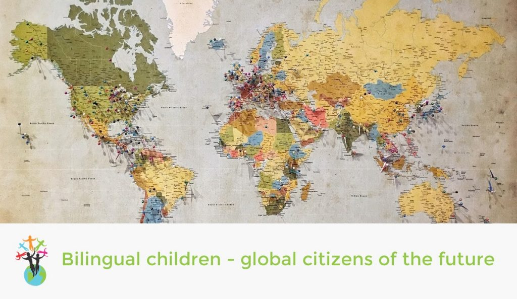 Bilingual children: global citizens of the future