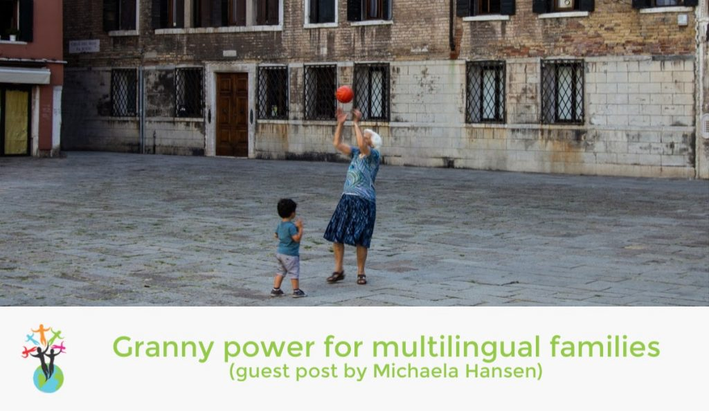 Granny power for multilingual families