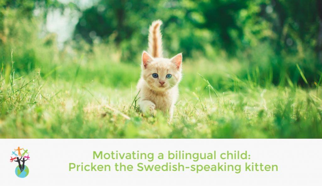 Motivating a bilingual child to speak the minority language