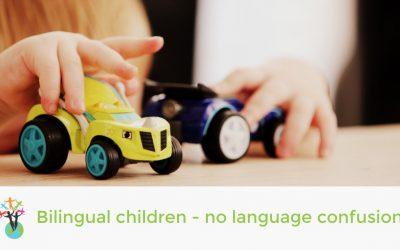 Bilingual children – no language confusion!