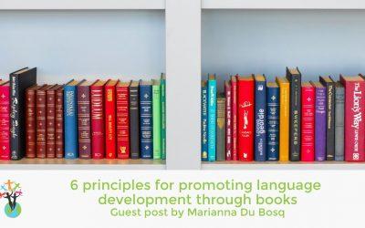 6 principles for promoting language development through books [guest post]