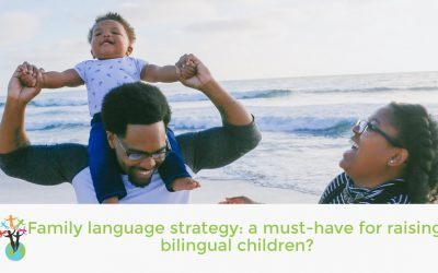 Family language strategy – a must-have for raising bilingual children?